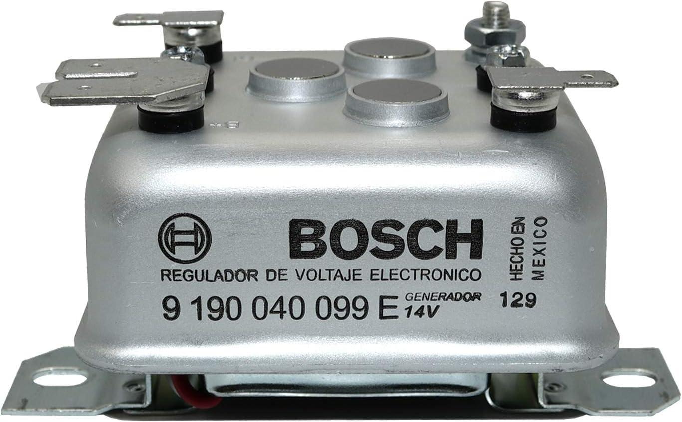 [SCHEMATICS_4FD]  Amazon.com: Bosch 30019 12V Voltage Regulator for VW Beetle: Automotive | Alternator Voltage Regulator Wiring Diagram For Volkswagen |  | Amazon.com