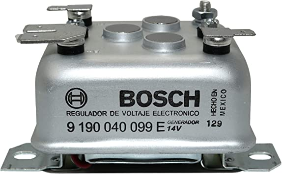 Amazon.com: Bosch 30019 12V Voltage Regulator for VW Beetle: AutomotiveAmazon.com