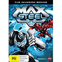 Max Steel: The Invasion Begins