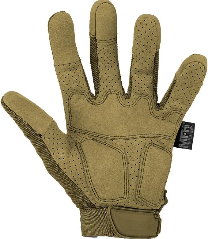 MFH Action Handschuhe Schwarz