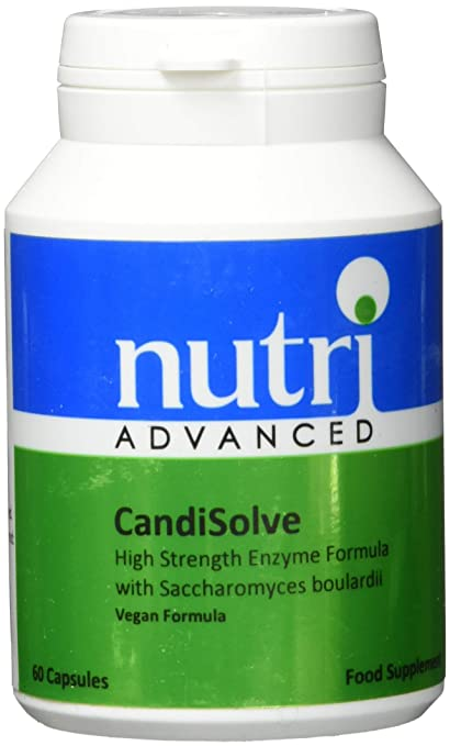 Nutri Advanced CandiSolve 60 Cápsulas