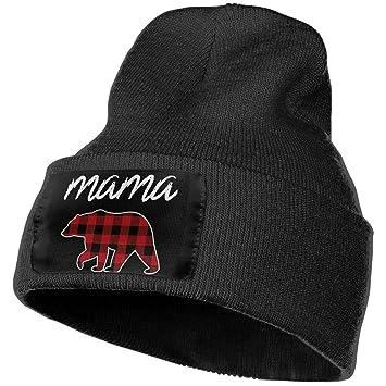 ac0e9b0512b XLABDZ Casual Knit Cap for Mens and Womens