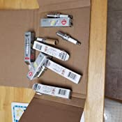 Amazon.com: NGK 6240 PLFR5A-11 Laser Platinum Spark Plug ...