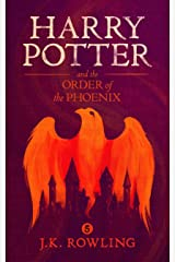 Harry Potter and the Order of the Phoenix Kindle Edition