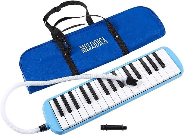 Melódica teclado – 32 llave Piano estilo Melodion ...