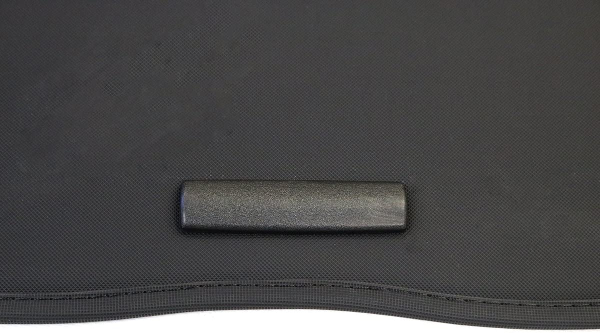 Cargo Cover for 2011-2018 Up Kia Sportage TMB Black Tonneau Shield for TMB