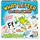 What Letter Do I Start With? Family Board Game