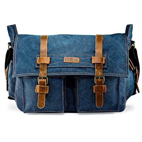 Image Unavailable. Image not available for. Color  GEARONIC  14 quot -17 quot  Men s Messenger Bag Laptop ... 3364c48789