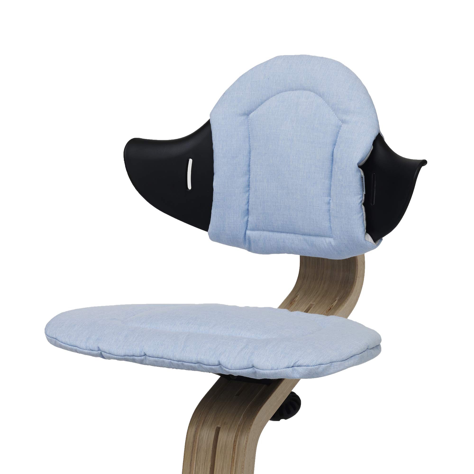 Nomi Cushion, Pale Blue, Accessory for use with The Award Winning Nomi High Chair and Nomi Chair