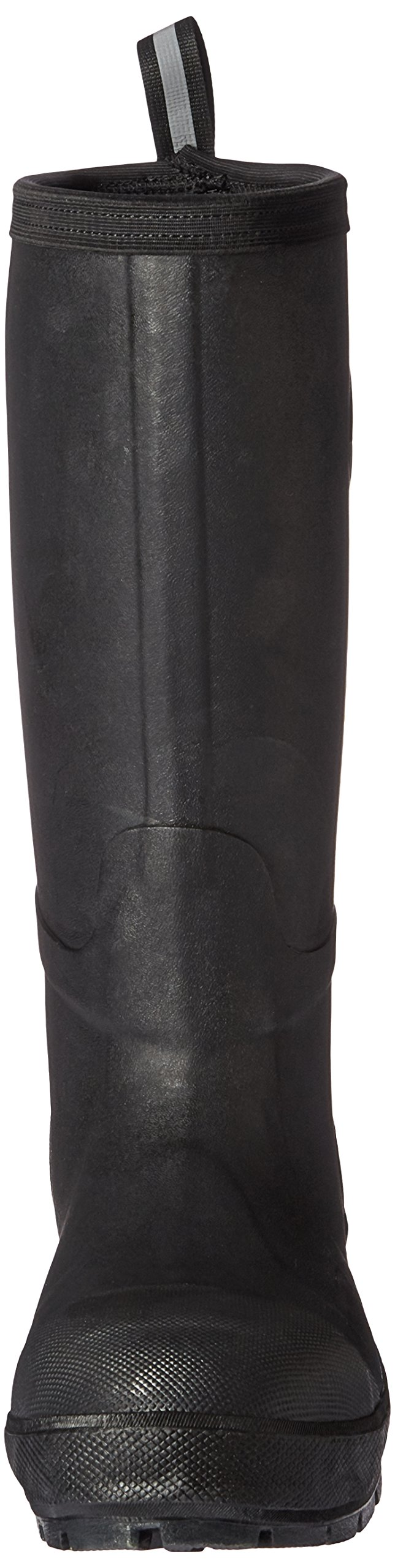 Muck Boot Men's Chore Resistant Tall Steel Toe Work Boot, Black, 10 US/10-10.5 M US by Muck Boot (Image #4)