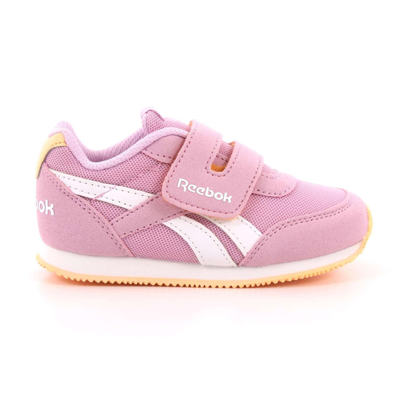 Reebok M/ädchen Gymnastikschuhe Pink Moonglow//White