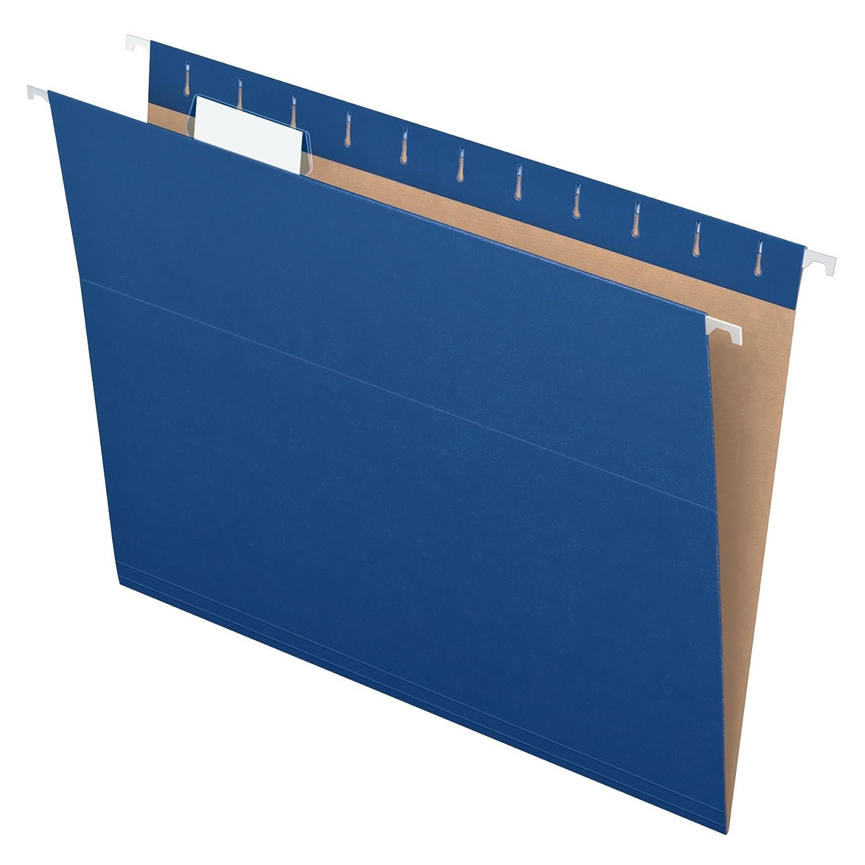 No Tabs Pendaflex Essentials H/ängemappen Standard Green