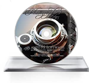 Auto FX Software - Photographic Edges Gen1 - FULL VERSION PRODUCT - Photo Enhancement Software for Windows 32 BIT ONLY
