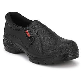 Kavacha Steel Toe Safety Shoe, S62 Size