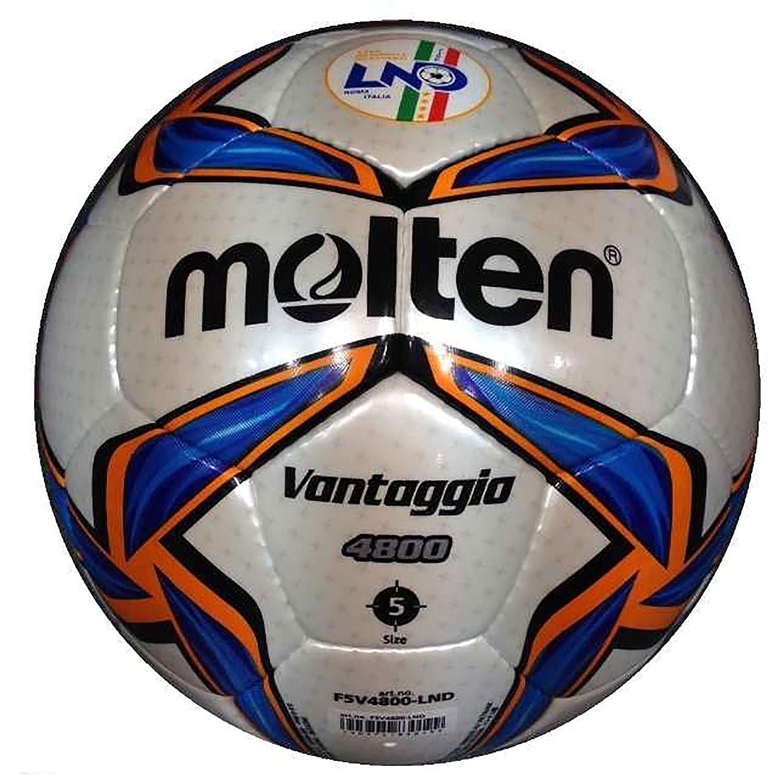 Molten - F5V4800-LND ND Balón de fútbol: Amazon.es: Deportes y ...