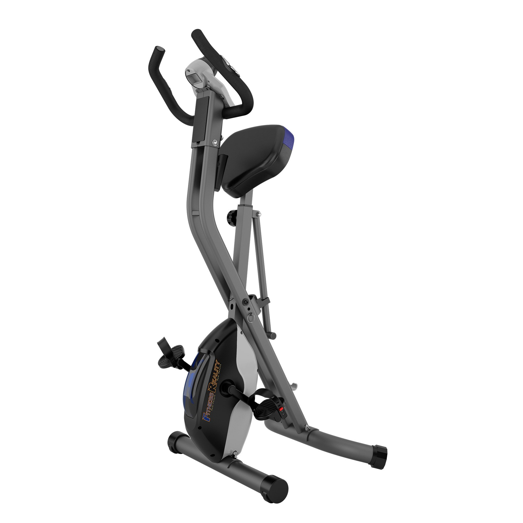 Fitness Reality U2500 Super Max Foldable Magnetic Upright Bike, 400 Lbs by Fitness Reality (Image #5)