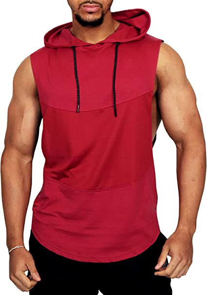 ALPHA Gym Rabbit Men Muscle T-Shirts Tank Cotton Sleeveless Fitness MMA c733