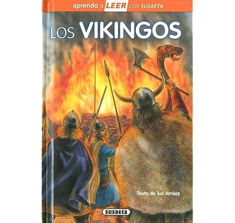 Los vikingos (Aprendo a LEER con Susaeta - nivel 0): Amazon.es ...