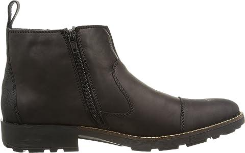 Rieker Men's HerbstWinter Classic Boots: Amazon.co.uk