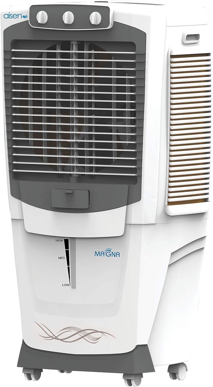 AISEN® 55 Ltr Magna Desert Air Cooler with Honeycomb Cooling Pad - A55DMH500