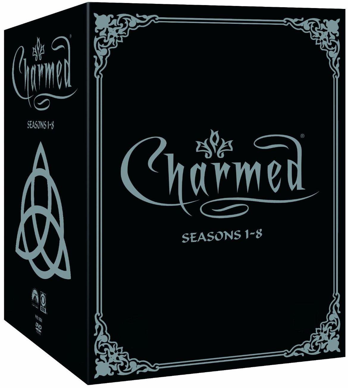 Embrujadas - Charmed - Colección Completa - Temporada 1 + 2 + 3 + 4 + 5 + 6 + 7 + 8: Amazon.es: Cine y Series TV