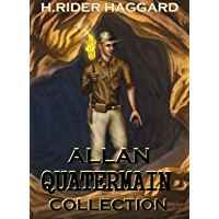 Allan Quatermain Collection: 15 Novels of African Adventures