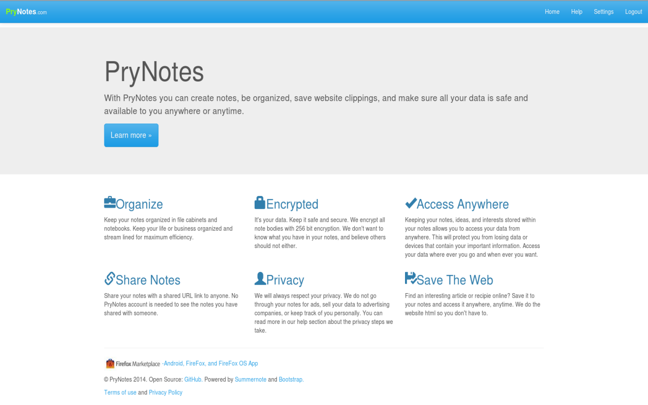 Amazon com: PryNotes: Appstore for Android
