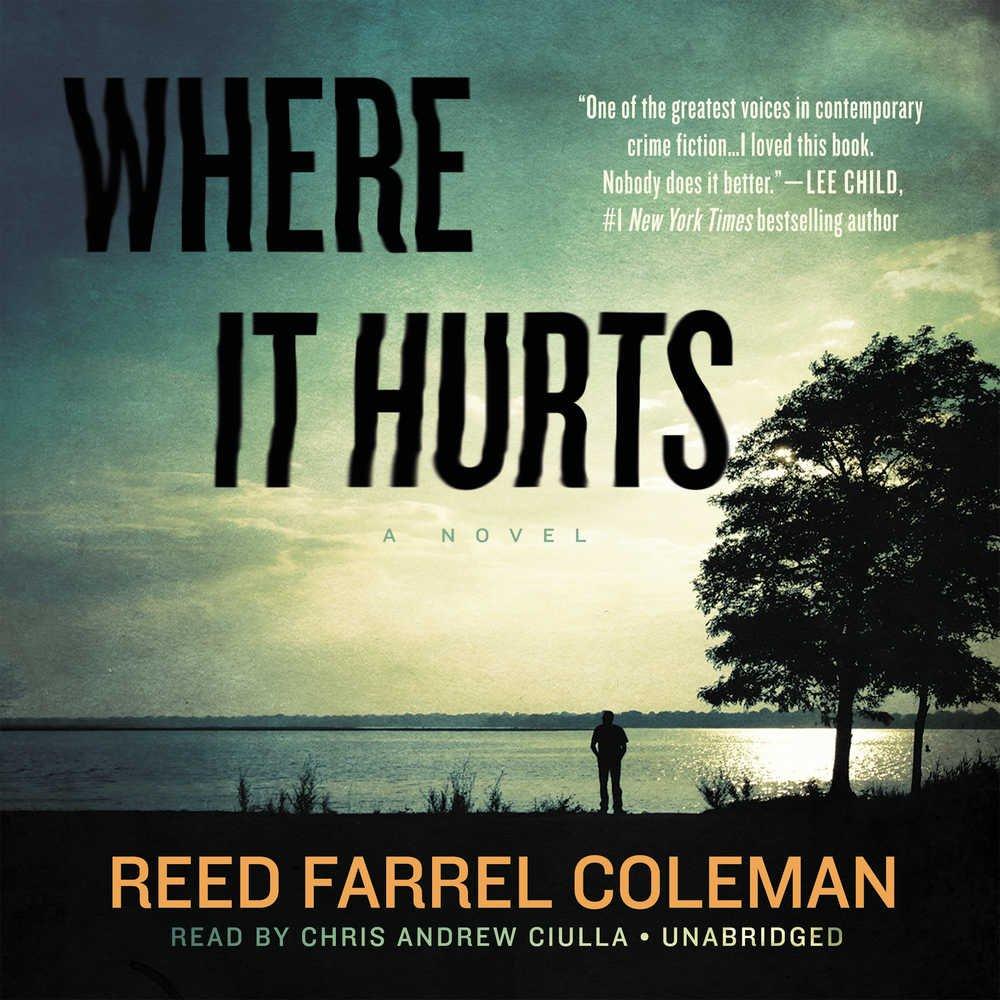 Where It Hurts: Library Edition (Gus Murphy) PDF ePub book