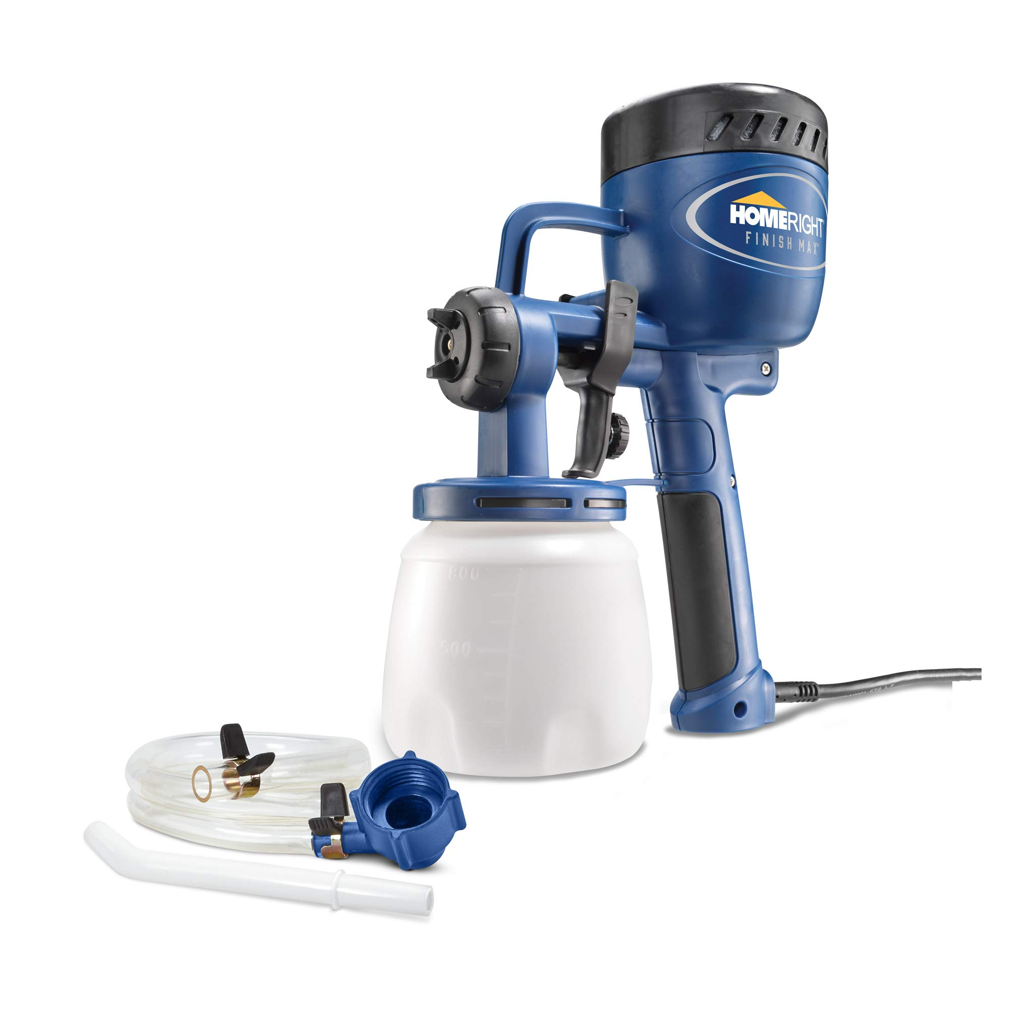 Finish Max Fine Finish Sprayer + Rapid Clean by HomeRight (Image #1)