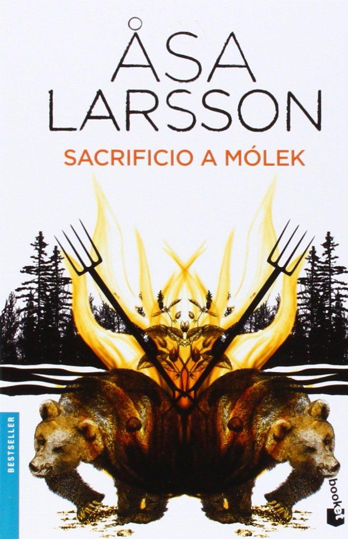 Sacrificio a Mólek (Bestseller): Amazon.es: Larsson, Åsa, Giménez ...