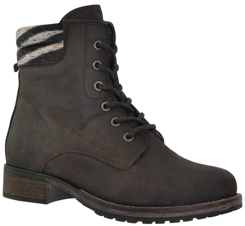 JJ Footwear - Botas de Piel para mujer38 EU|Espresso Grain Nubuck