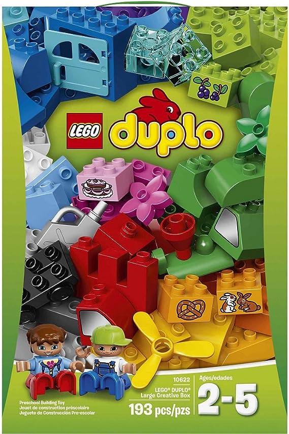 LEGO Duplo - Large Creative Box 10622 (193 pieces) by LEGO: Amazon.es: Juguetes y juegos