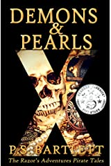 Demons & Pearls: Book Two (The Razor's Adventures 2) Kindle Edition