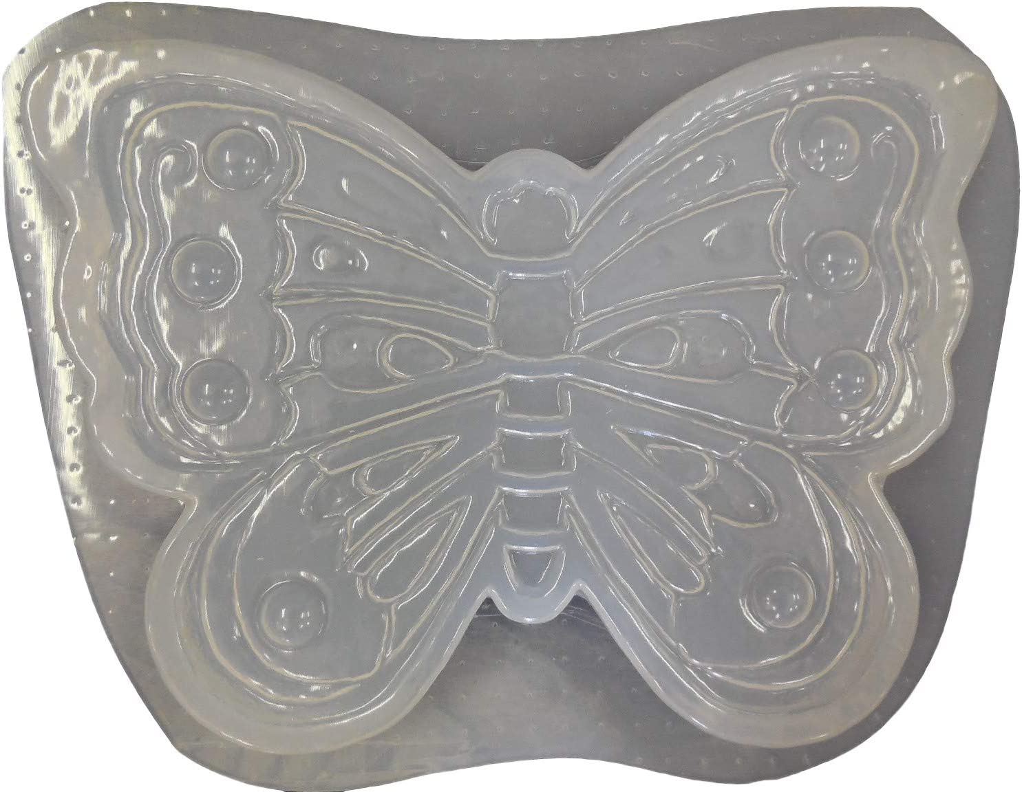 DIY Stepping Stone Mold Concrete Cement Mould ABS Butterfly Shape Mould