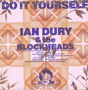 Ian dury the blockheads do it yourself amazon music do it yourself solutioingenieria Image collections