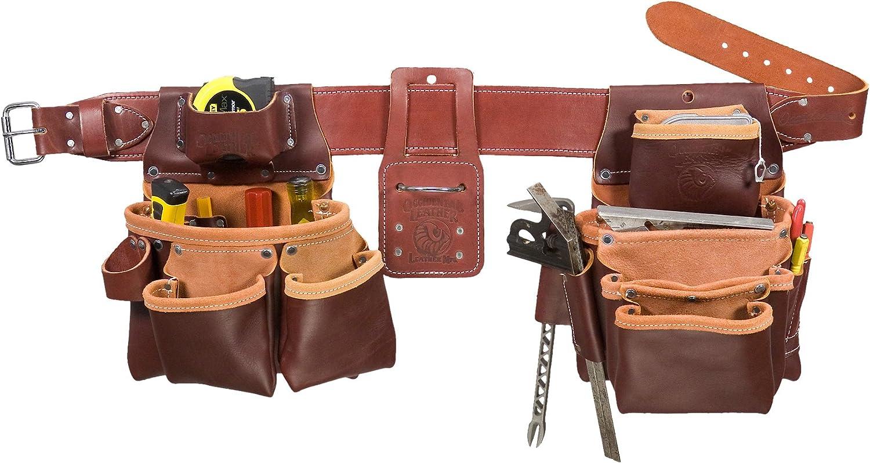 Occidental Leather 5089LH LG Seven Bag FramerTM - Left Handed by Occidental Leather B00HGASUJK