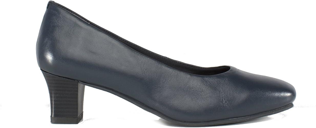 Comfort Plus Karla Ladies Leather Court