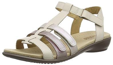 8028cf95 Hotter Women's Sol Sling Back Sandals, (Soft Beige Tonal 135), 3 (