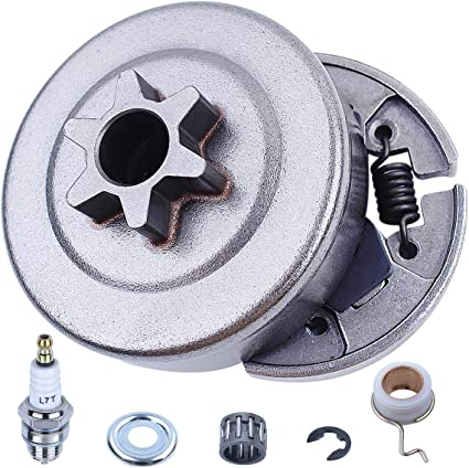 Tronçonneuse embrayage tambour pour STIHL 017 018 MS170 MS180 021 023 025 MS210 MS230 MS250