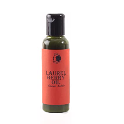 Mystic Moments - Aceite para portabebés Laurel de 125 ML, 100% Puro