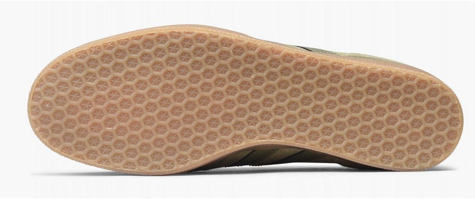 Chaussures Adidas Gazelle Vert Kaki BB5265: