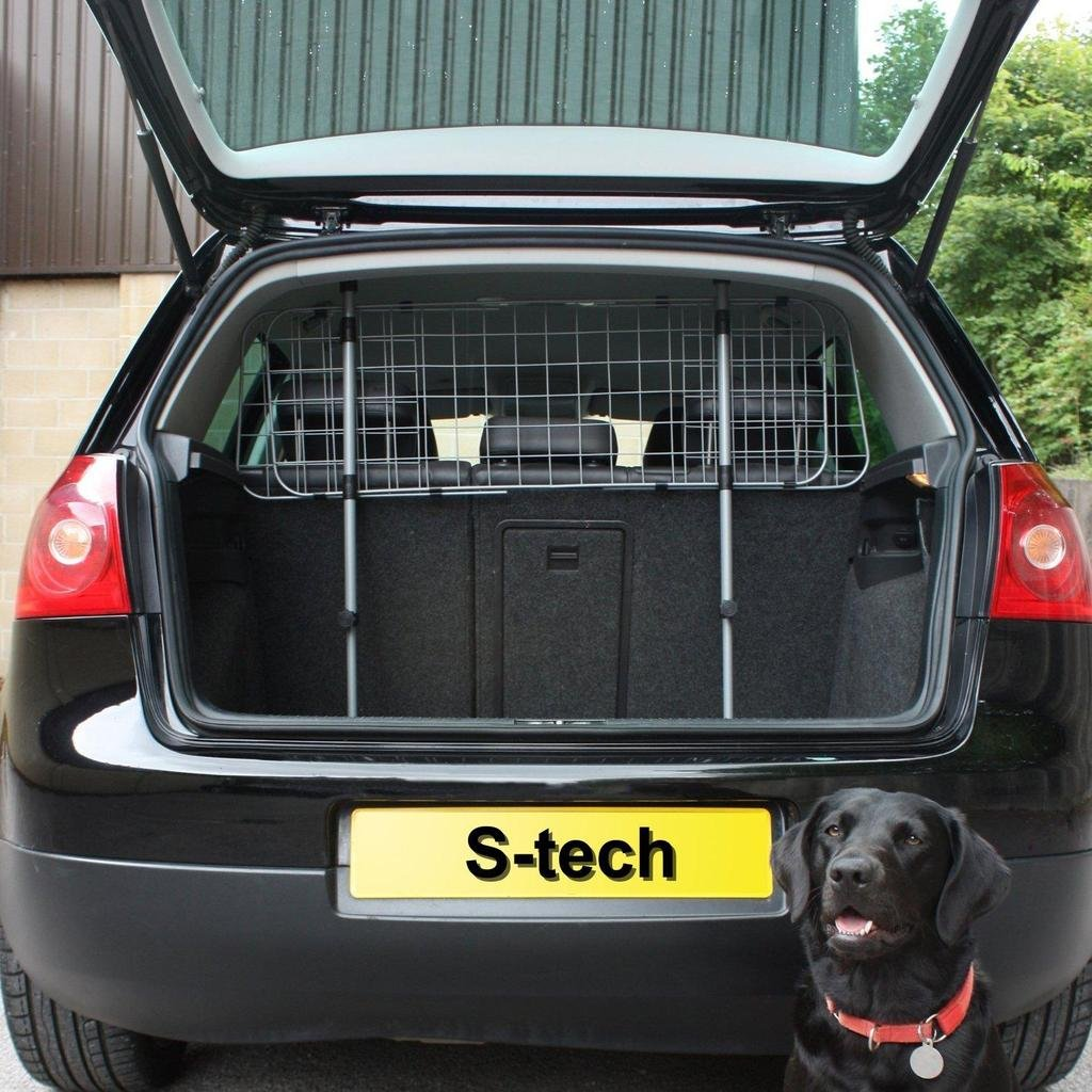 RENAULT CLIO HATCHBACK 12-ON Heavy Duty Durable Wire Mesh Dog Guard Pet Car Barrier Cage