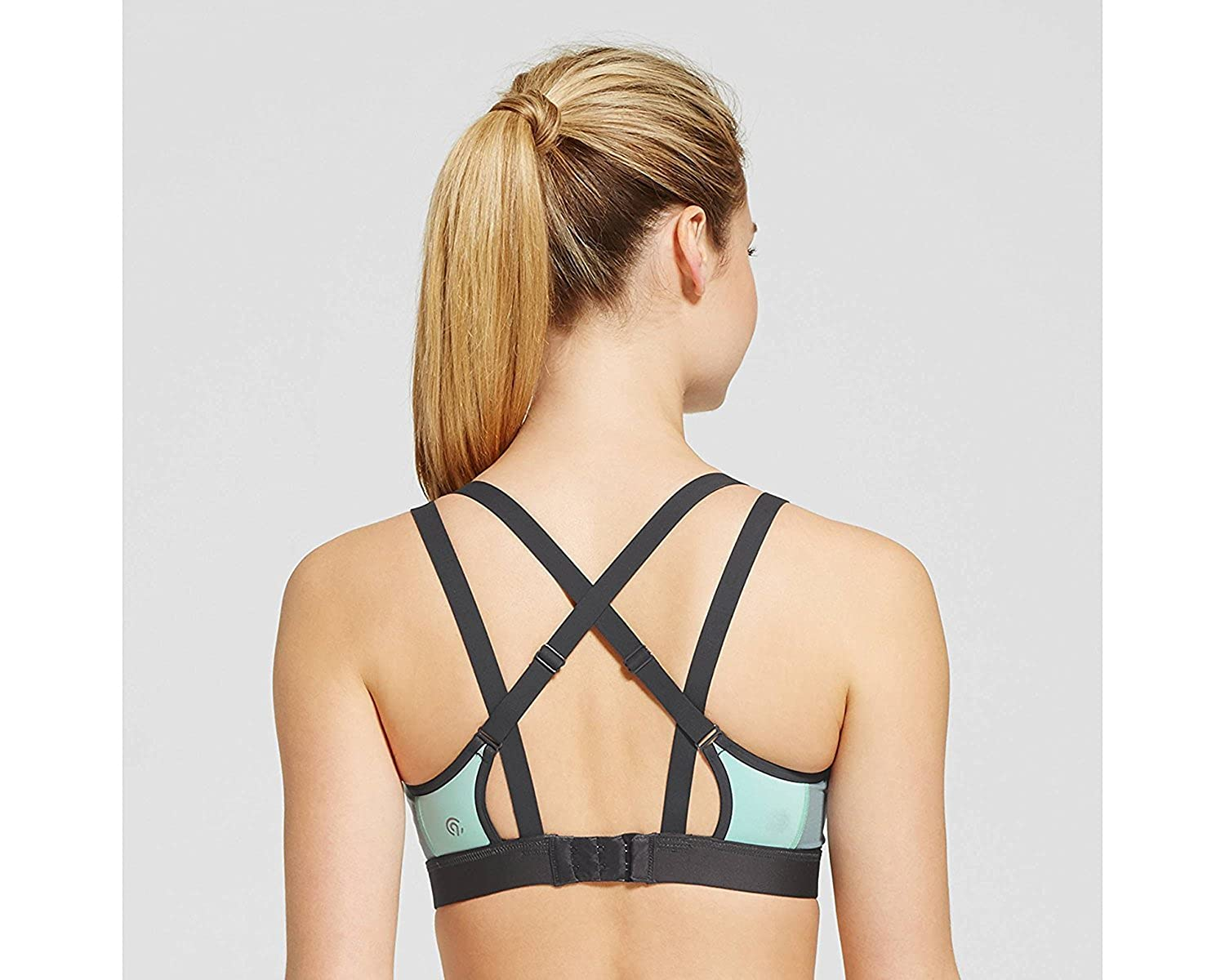 Champion C9 Womens Power Shape Strappy Molded Cups Duo Dry Sport Bra