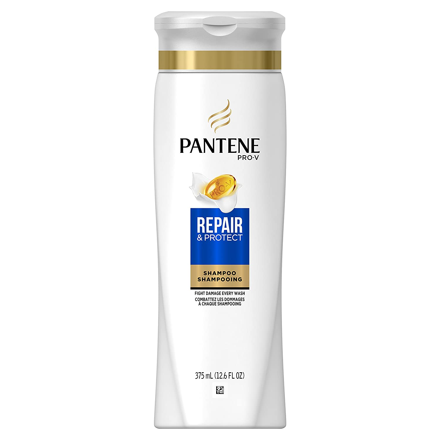 Pantene Pro-V Repair and Protect Shampoo, 595ml Procter and Gamble