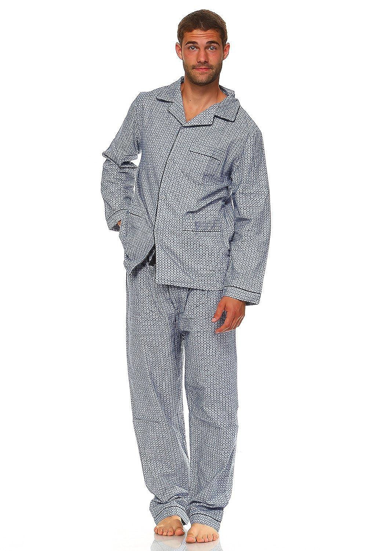 9b43128d52f33 MarCielo Men s Sleepwear 100% Cotton Pajama Set