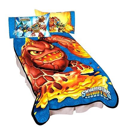 32fefa4e00 Amazon.com  Activision Skylanders Gaming Monster Microraschel ...