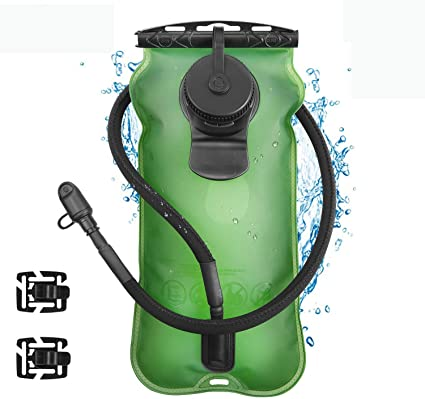 2L Bicycle Water Bag Bladder Pack Portable Drinking Bag With Screw For Camping H