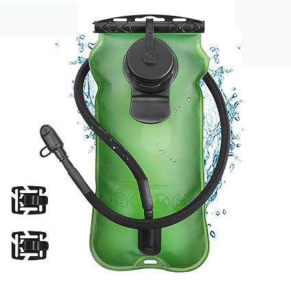 Amazon.com: KUYOU – Bolsa de hidratación, 2 litros/3 litros ...