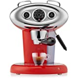 Francis Francis X7.1 Iperespresso Machine, Red