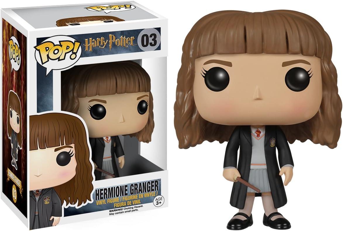 Funko - Pop! Vinilo Colección Harry Potter - Figura Hermione (5860)